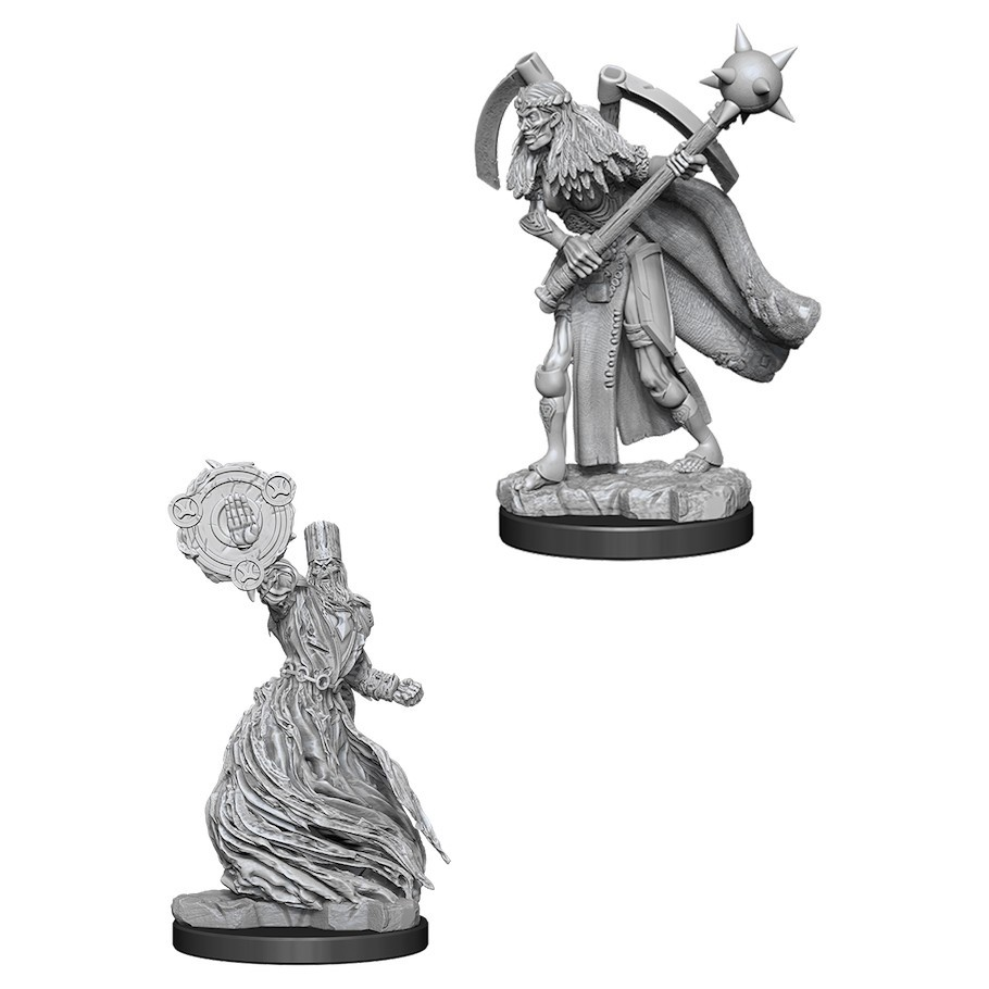 Pathfinder Deep Cuts: Unpainted Miniature Figures - Liches image