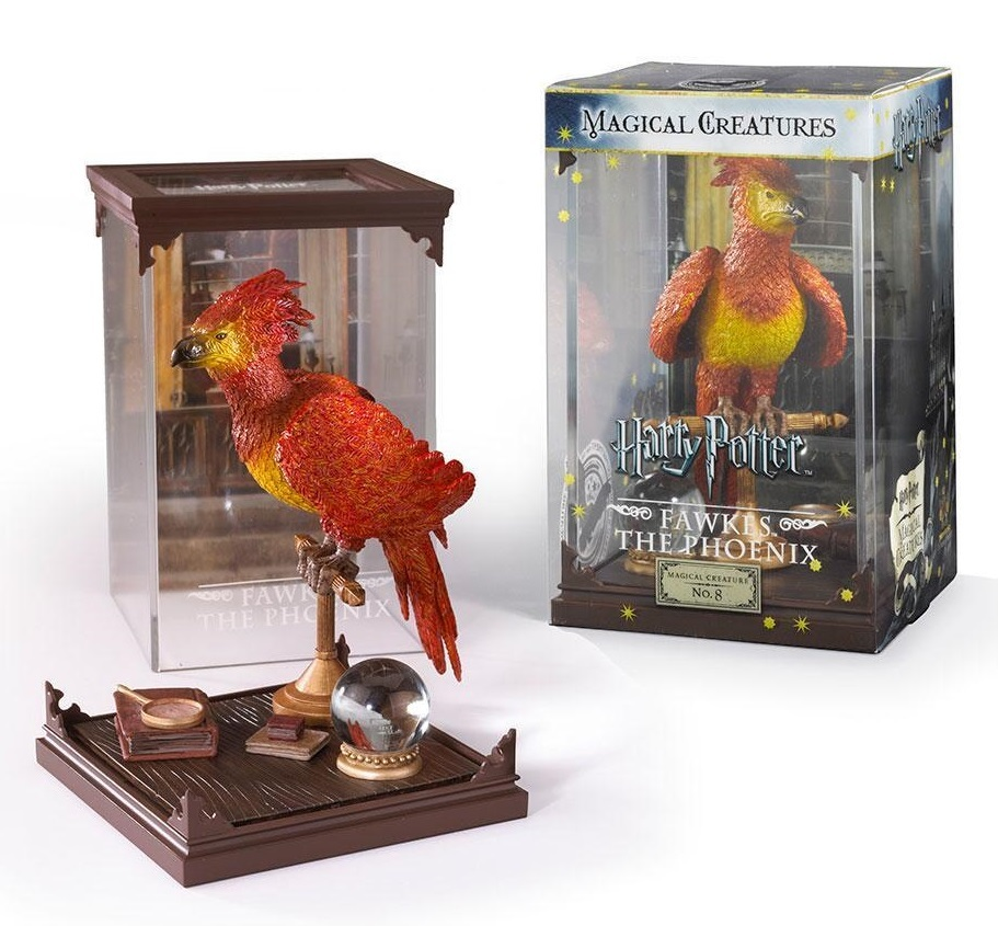 Harry Potter: Magical Creatures Diorama - Fawkes (No.8) image