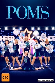 Poms on DVD