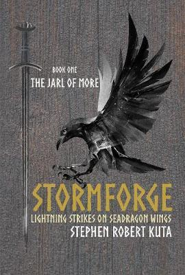 Stormforge, Lightning Strikes on Seadragon Wings by Stephen Robert Kuta