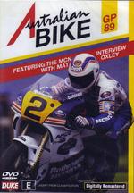 Australian Bike GP 89 on DVD