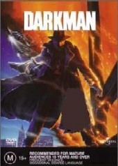 Darkman on DVD