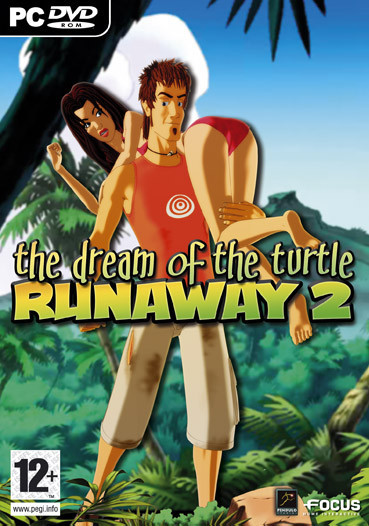 Runaway 2: The Dream of the Turtle for PC Games