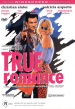 True Romance on DVD