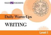 Daily Warm-Ups for Writing by Walch Publishing image
