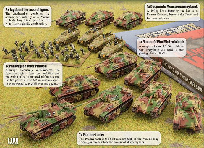 Flames of War Rommel's Wolves image