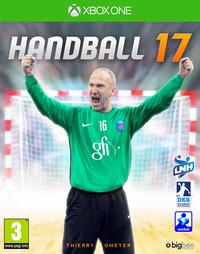IHF Handball Challenge 17 for Xbox One