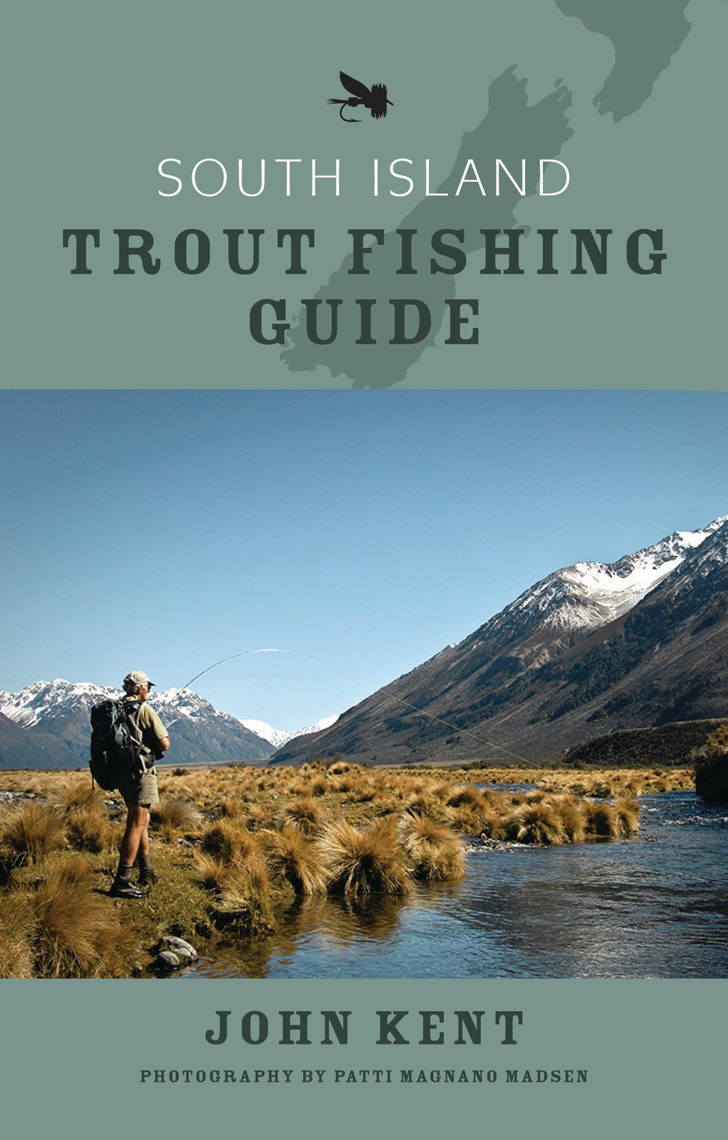 South Island Trout Fishing Guide by John Kent image