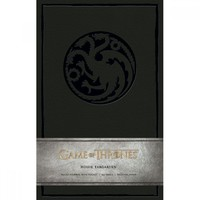 Game of Thrones Journal: House Targaryen (Large) by HBO