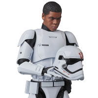 Star Wars: MAFEX FN-2187 (Fin) - Articulated Figure