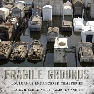Fragile Grounds by Jessica H Schexnayder