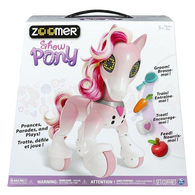 Zoomer: Show Pony - Electronic Pet
