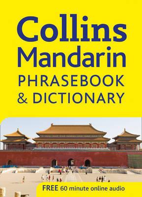 Collins Mandarin Phrasebook And Dictionary