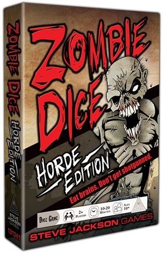 Zombie Dice: Horde Edition image