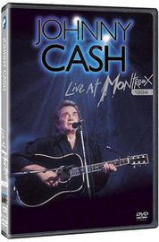 Johnny Cash - Live At Montreux 1994 on  image