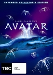 Avatar: Extended Collector's Edition (3 Disc Set) on DVD