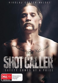 Shot Caller on DVD