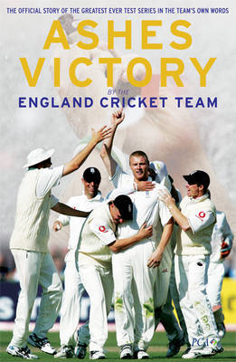 Ashes Victory by The England Cricket Team
