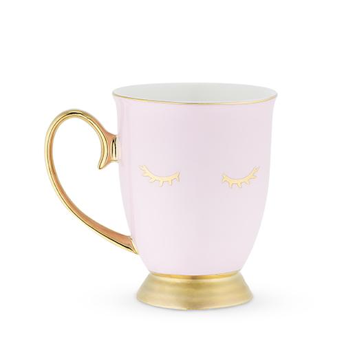 Holly Pink Lash Mug