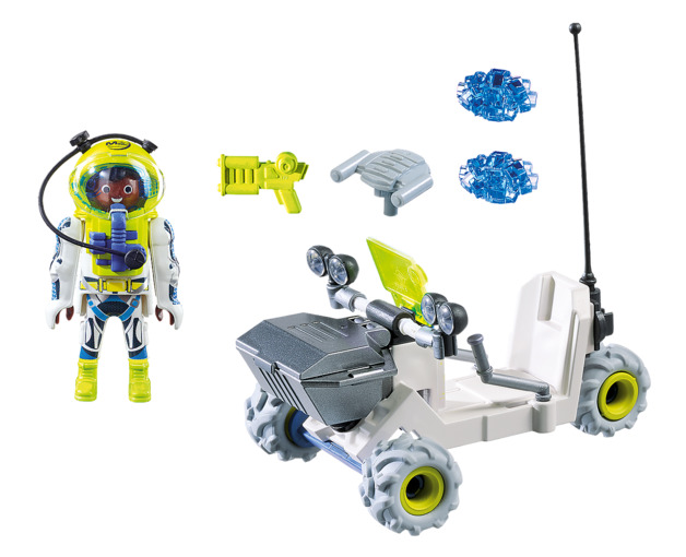 Playmobil: Space - Mars Rover (9491)