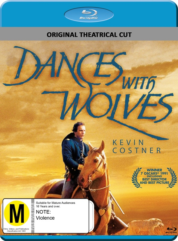 Dances With Wolves Theatrical Cut on Blu-ray