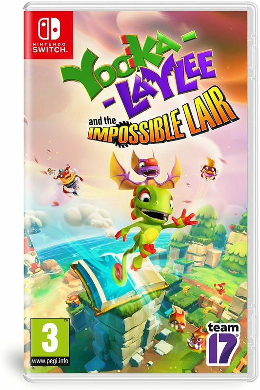Yooka-Laylee and the Impossible Lair for Switch