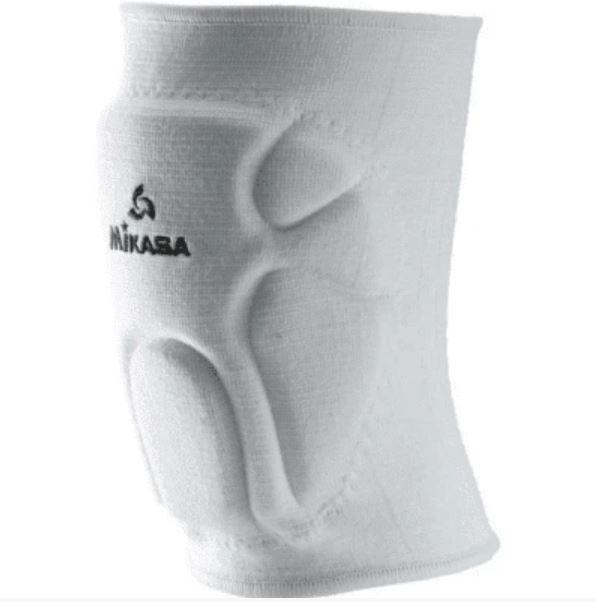 Mikasa 830 Knee Pads - Senior (White)