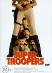 Supertroopers on DVD