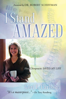 I Stand Amazed by Geri, L Carlson image