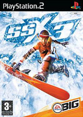 SSX 3 for PlayStation 2