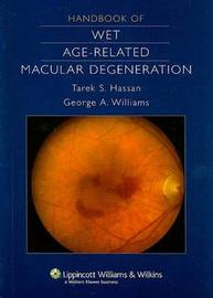 Handbook of Wet Age-Related Macular Degeneration by Tarek S Hassan image