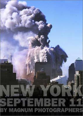 New York September 11 by Magnum Photographers