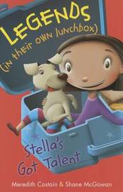 Stella's Got Talent by Meredith Costain image