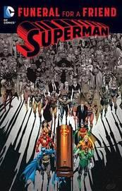 Superman Funeral For A Friend by Dan Jurgens