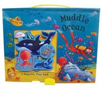 Muddle Ocean: A Magnetic Play Book by Ben Cort image