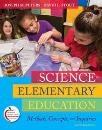 Science in Elementary Education by Joseph M. Peters image