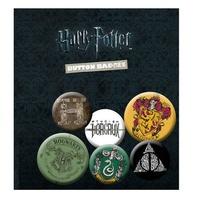 Harry Potter: Mix 1 - Pin Badge Set