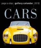 Cars Page-A-Day Gallery Calendar 2018 by Workman Publishing