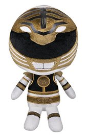Power Rangers - White Ranger Hero Plush image