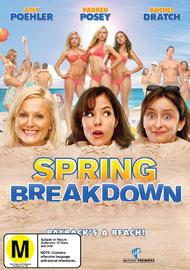 Spring Breakdown on DVD
