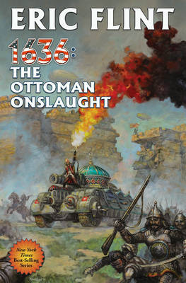 1636: The Ottoman Onslaught by Eric Flint image