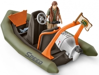 Schleich: Dinghy with Ranger