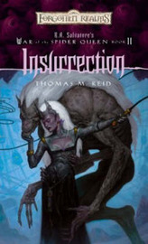 Forgotten Realms: Insurrection (War of the Spider Queen #2) by Thomas M. Reid image