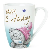 Me To You - Happy Birthday Mug