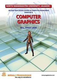 Computer Graphics by Mrs Pinky Jain