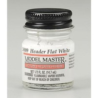Model Makers: Lacquer Paint - Header White (Gloss)