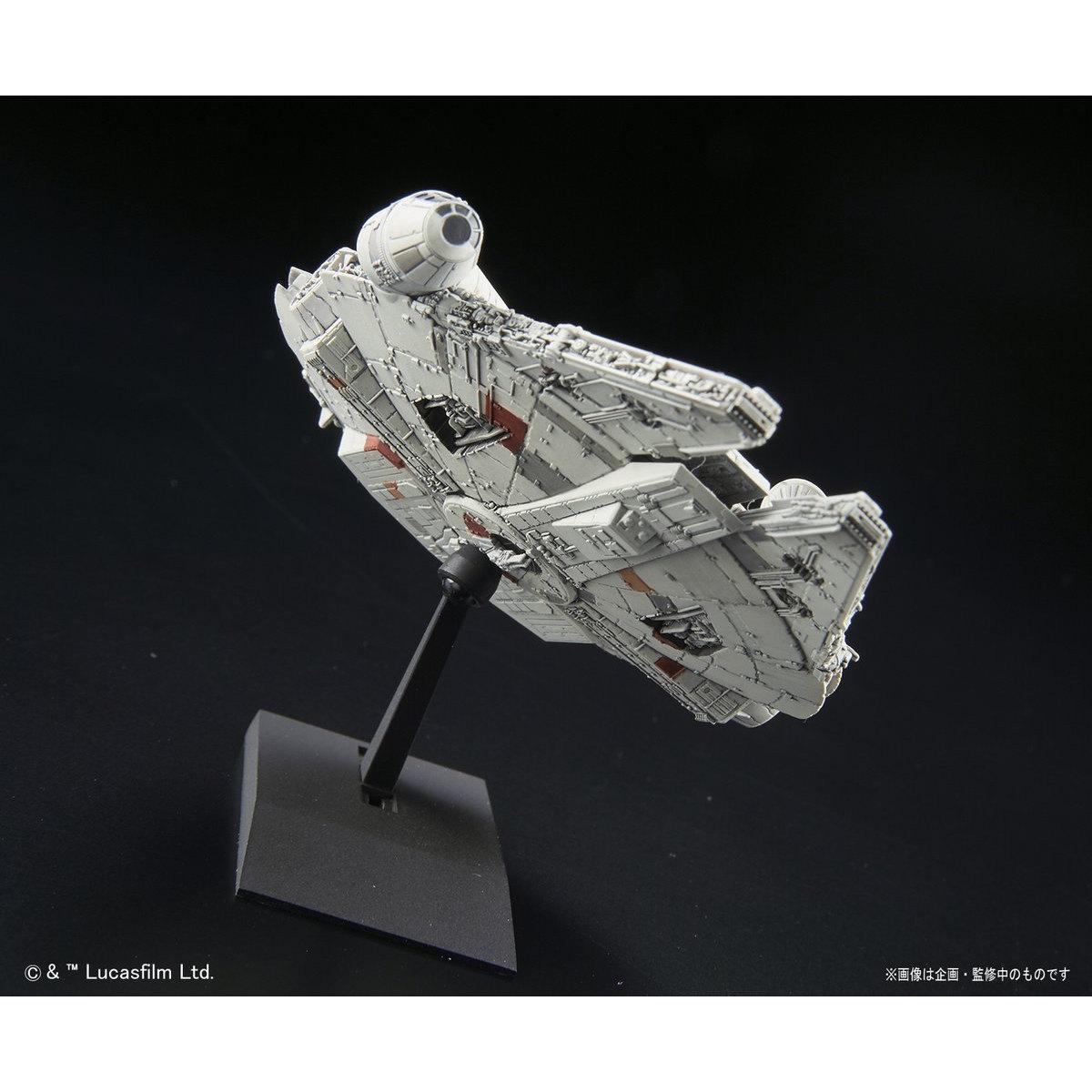 Star Wars: Vehicle Model 006 Millennium Falcon - Model Kit image