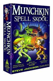 Munchkin: Spell Skool - Card Game