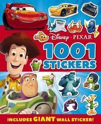 Disney: Pixar 1001 Sticker Book