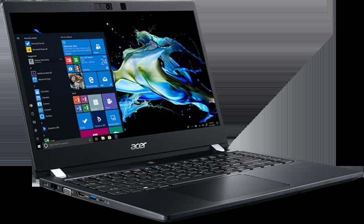 "14"" Acer TravelMate X3 Laptop image"